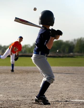 Active Kids Series: Little League Injuries