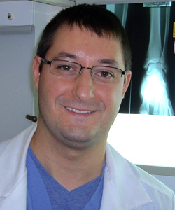 Shasta Ortho Welcomes Dr. Nowak