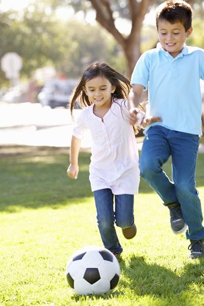 Active Kids Series: Exercise Strengthens Bones