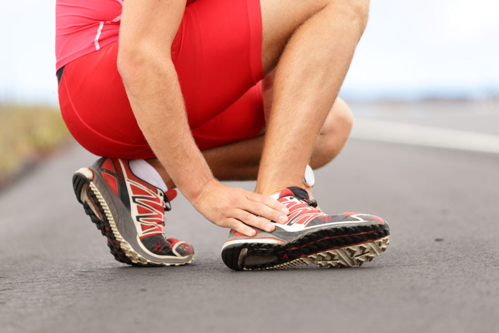 Foot And Ankle Pain Treatment In Redding