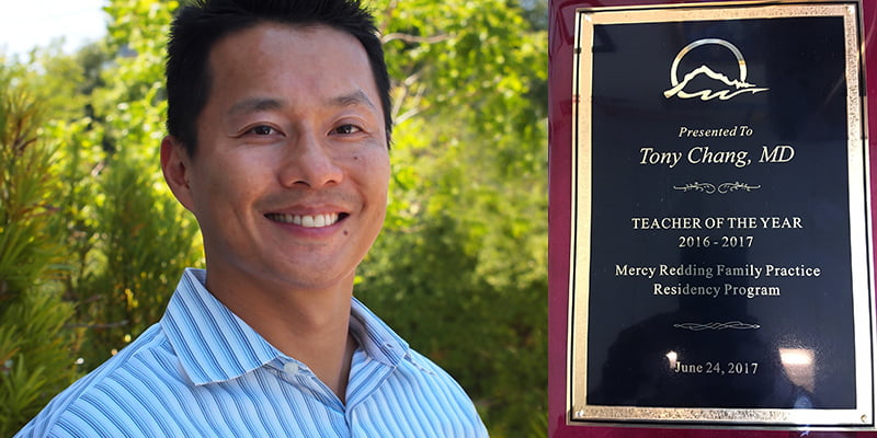 Dr. Chang – Medical Resident Teacher Of The Year