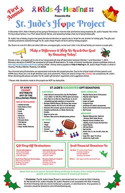 Redding Holiday Donation Program