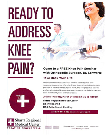 Are You Ready To Address Knee Pain?
