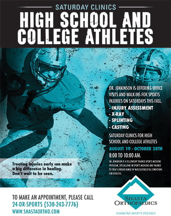 Clinics For High School And College Athletes