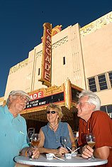 Cascade Theatre in Redding, California