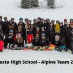 Shasta High School Snowboard Team Coaching