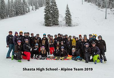 Shasta High Athlete Scholarships