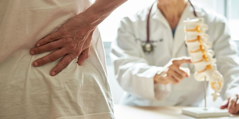 Treatments for Patients with Back Pain
