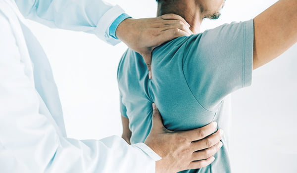 Shoulder Injury Treatments In Redding