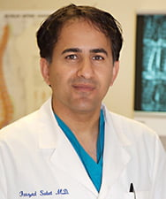 Spine Surgeon In Redding, California