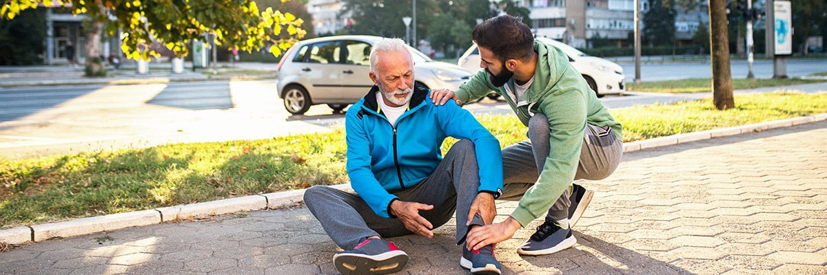Fall Risk And Prevention For Aging Adults