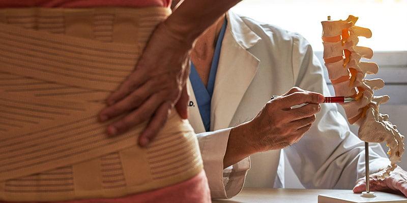 Back Pain Treatments In Shasta County