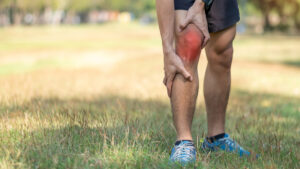 Bursitis knee pain