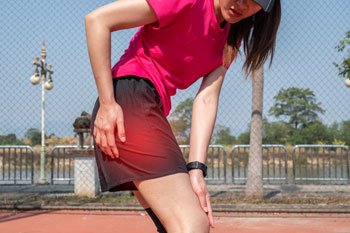 Slipped Capital Femoral Epiphysis - (teen)